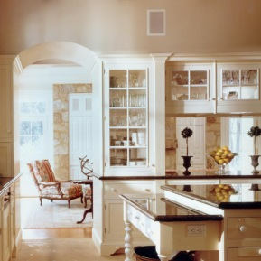 CONNECTICUT COUNTRY KITCHEN