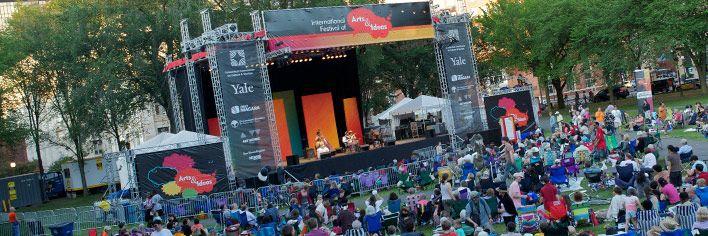 International Festival Of Arts And Ideas Address